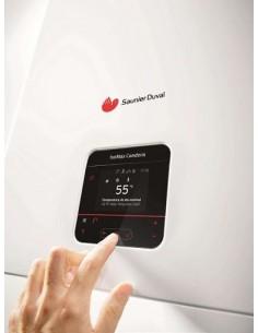 Calentador Forcali 10 Litros Compact encendido Bateria Instalacion Incluida