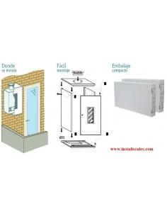 Calderas Vaillant ecoTEC plus 246/5-5 + Termostato VSMART WIFI Condensacion INSTALACION INCLUIDA (SET SMILE)